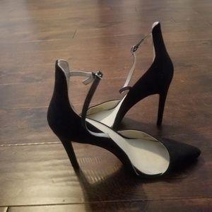 Mia Leza Black Heels